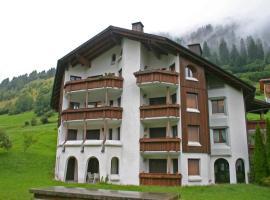 Apartment Cadras, Tinzen (Plaz Beischen yakınında)