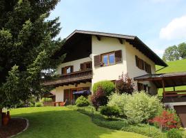 Apartment Rossegger, Thörl (Palbersdorf yakınında)
