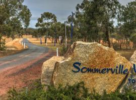 Sommerville Valley Tourist Park & Resort, Stanthorpe (Tooloom yakınında)