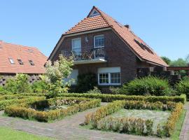 Haus Fischernetz, Leezdorf (Berumerfehn yakınında)