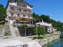 Pansion Asim, Jablanica (Glogošnica yakınında)