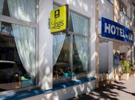 Logis Hotel du Midi, Salon-de-Provence