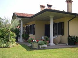 Casa Margherita, Mozzecane (Nogarole Rocca yakınında)