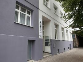 City-Pension Magdeburg, Magdeburg (Gartenstadt Hopfengarten yakınında)