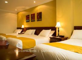 Quo Vadis Hotel, Loja (Las Pitas yakınında)