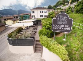 Locanda Del Conventino, Lugano (Pregassona yakınında)