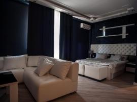 Apartment on Mitskevichi