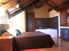 Hotel Rural Bi Terra, Friol (Prado yakınında)