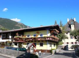 Hotel Dorfgasthof Schlösslstube, Stuhlfelden (Uttendorf yakınında)