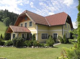 Bio-Landhaus Kesslerhof, Gröbming (Michaelerberg yakınında)