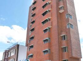 Hotel Yaguaron, San Nicolás de los Arroyos (La Emilia yakınında)