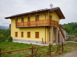Casa Martina, Polizza (Stregna yakınında)