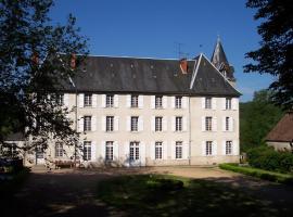 Château de Poussignol, Blismes (рядом с городом Saint-Péreuse)