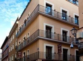 THC Tirso Molina Hostel, Madridas