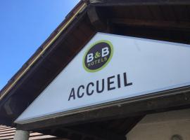 B&B Hôtel Chatellerault, Шательро (рядом с городом Thuré)
