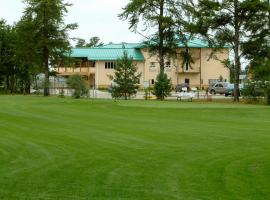 Northern Greens Resort and Conference Centre, Nipawin (Tobin Lake yakınında)