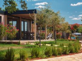 Lanterna Premium Camping Resort by Valamar, Пореч (рядом с городом Lanterna)