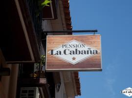 La Cabaña, Caspe (Chiprana yakınında)