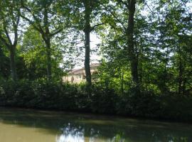 Le Roc, Mas-Saintes-Puelles (рядом с городом Labastide-d'Anjou)
