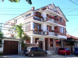 Family hotel Rose, Pavel Banya (Turiya village yakınında)