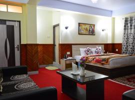 Hotel Golden Sunrise & Spa, Pelling