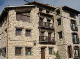 Casa Rural Sierra Alta, Bronchales (Orihuela del Tremedal yakınında)