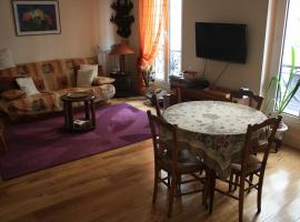 Appartement Petroff