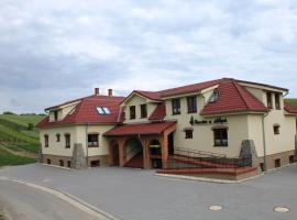 Penzion u sklepů, Hovorany (Šardice yakınında)