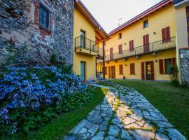 Villa Pizzen Longhi, Invorio Inferiore