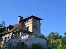 Gite de la Maison Bleue, Saint-Marcelin-de-Cray (рядом с городом Chevagny-sur-Guye)