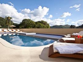 Hotel Granja Brasil Resort, Itaipava