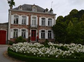 Le Manoir de Bonningues les Ardres, Bonningues-lès-Ardres (рядом с городом Tournehem)
