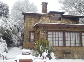 Over the Edge Cottage, Underberg