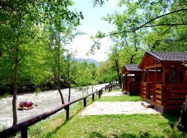 Camping Noguera Pallaresa, Сорт (рядом с городом Риальп)