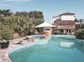 Villa Loriana, Гримо (рядом с городом Beauvallon)