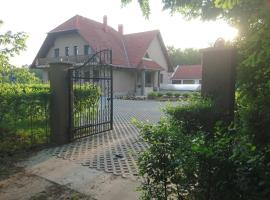 Sallai Vendégház, Jászszentlászló (рядом с городом Petőfiszállás)