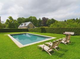 Holiday Home Le Vieux Tilleul du Château, Gesves (Coutisse yakınında)
