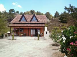 Agros Timber Log House