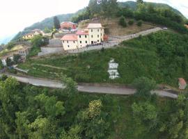 Al Palazzo, Barga (Fosciandora yakınında)
