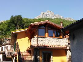 Home in Garfagnana, Vagli di Sotto