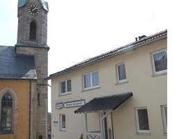 Pension Kerngbeck, Helmbrechts (Marktleugast yakınında)