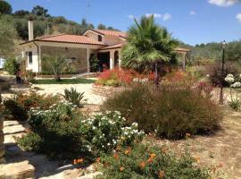 B&B Villa Russo, Caltanissetta (Santa Caterina Villarmosa yakınında)