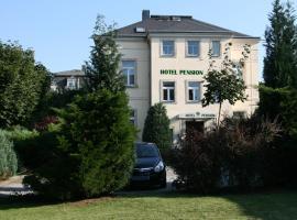 Hotel Pension Kaden, Dresden (Klotzsche yakınında)