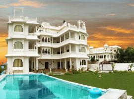Sai Palace by White Dove