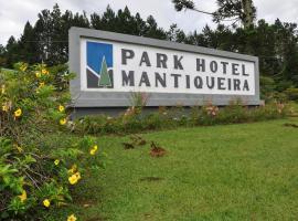 Park Hotel Mantiqueira, Barbacena (Campo Alegre yakınında)
