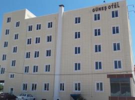 Gunes Hotel, Hacıbektaş