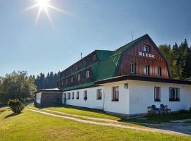 Penzion Blesk, Horní Malá Úpa (Dolní Malá Úpa yakınında)