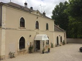 Hôtel-Restaurant Le Prieuré, Vignoux-sur-Barangeon (рядом с городом Brinay)