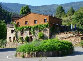 Casa Rural Molí de Fòrnols, Fornols (рядом с городом Montargull de la Vansa)