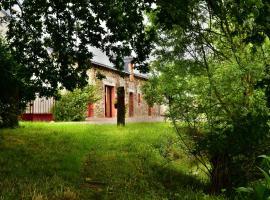 Mon Savoureux Jardin, Challain-la-Potherie (рядом с городом Канде)